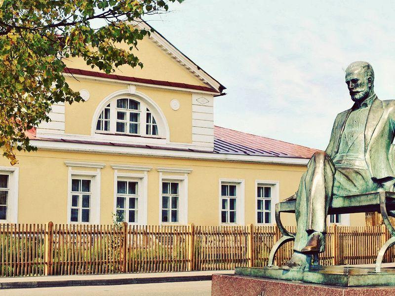Экскурсия Воткинск — город-завод иродина Чайковского