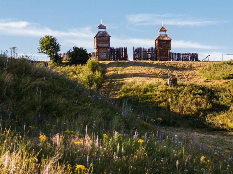 Экскурсия Переславль-Залесский: три средневековых крепости