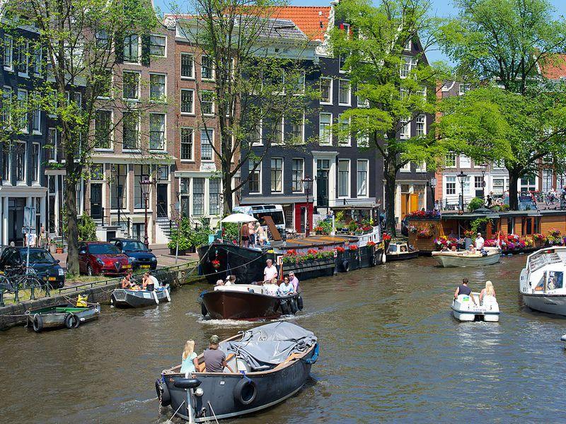 Экскурсия Кольцо каналов: открыть настоящий Амстердам