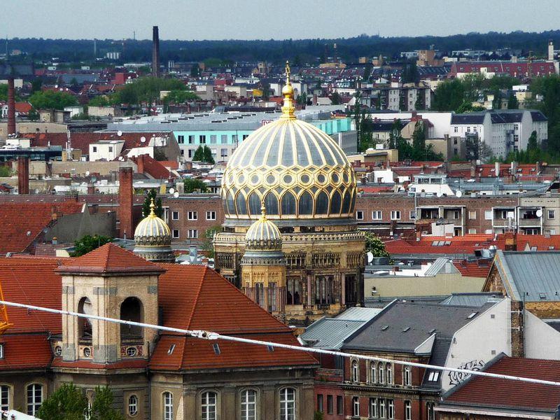 Экскурсия Берлинские евреи: хроники общины