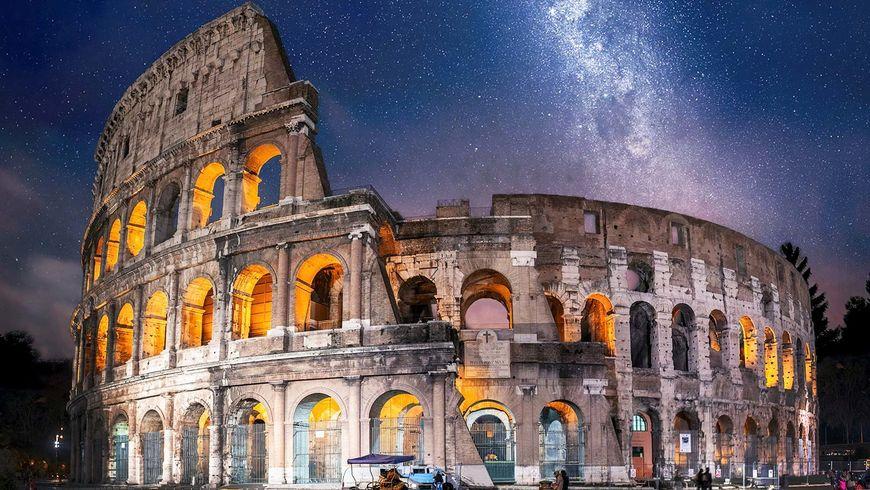 Античное сердце Рима