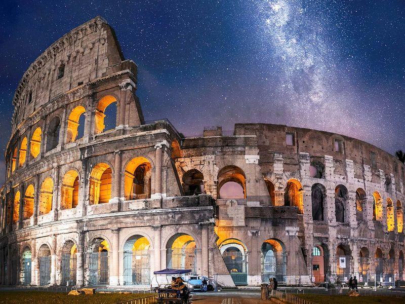 Экскурсия Античное сердце Рима