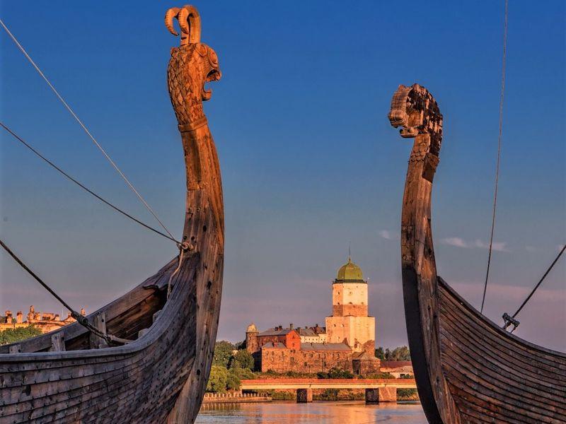 Экскурсия Средневековое приключение вВыборге