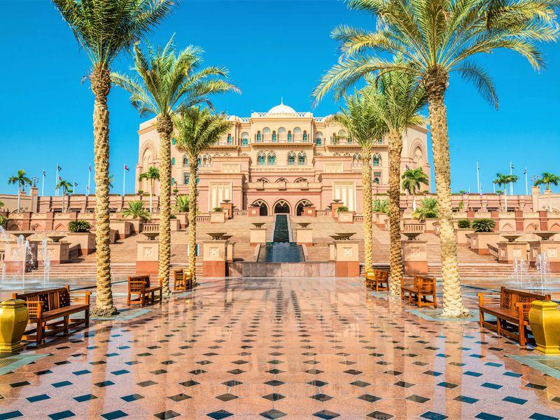 Экскурсия Абу-Даби, который покорит вас!