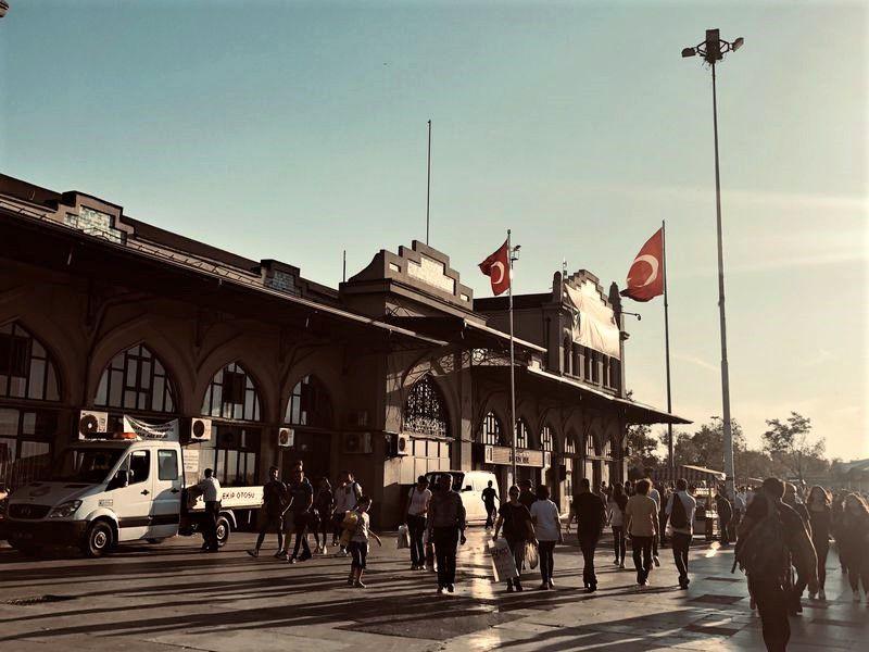 Экскурсия Кадыкёй — винтажный дух современного Стамбула