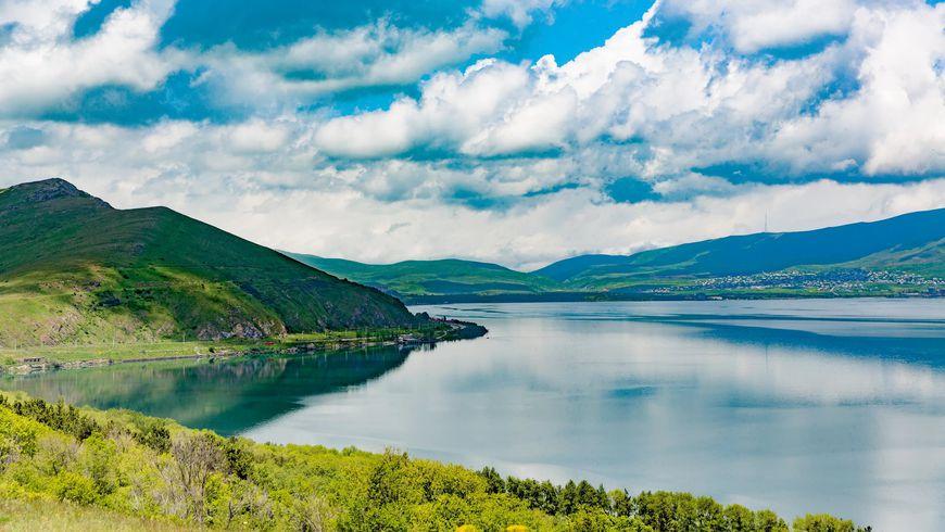 Красавица Армения: Севан и Дилижан
