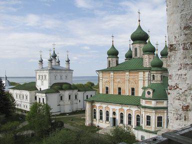Переславль-Залесский: из12века в21