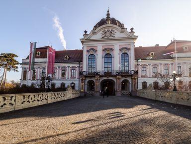 Дворец Гёдёллё— резиденция австрийских монархов