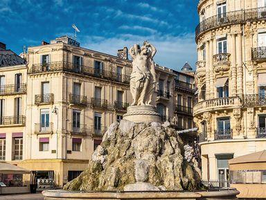 Монпелье— открыть настоящую Южную Францию