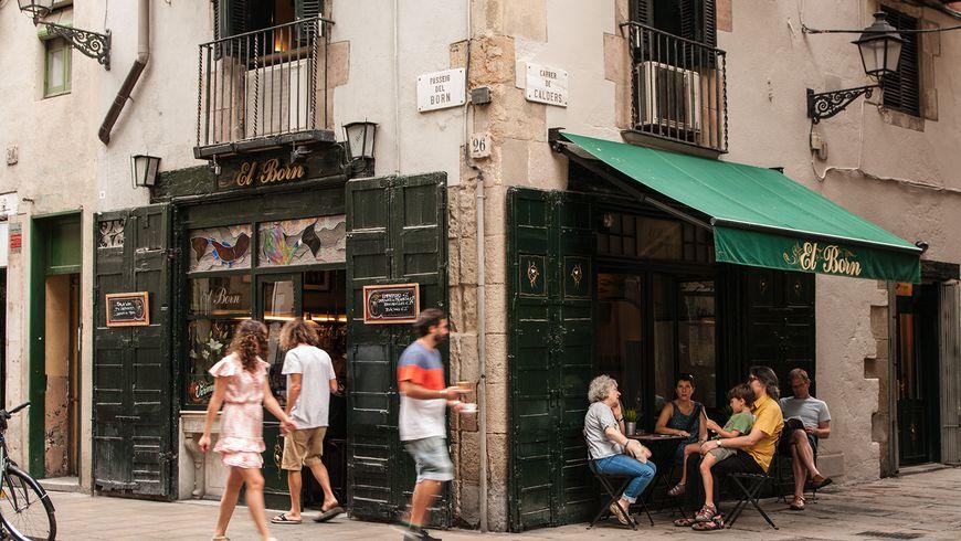 4 самобытных района Барселоны