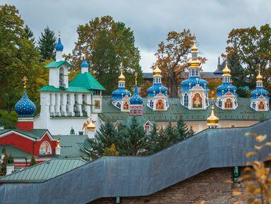 Печоры и музей «Льняная губерния» за 1 день