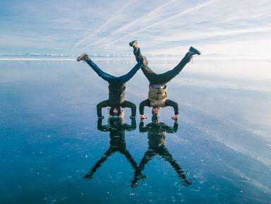 Экскурсия на хивусе в бухту Песчаная — к ледяным чудесам Байкала!