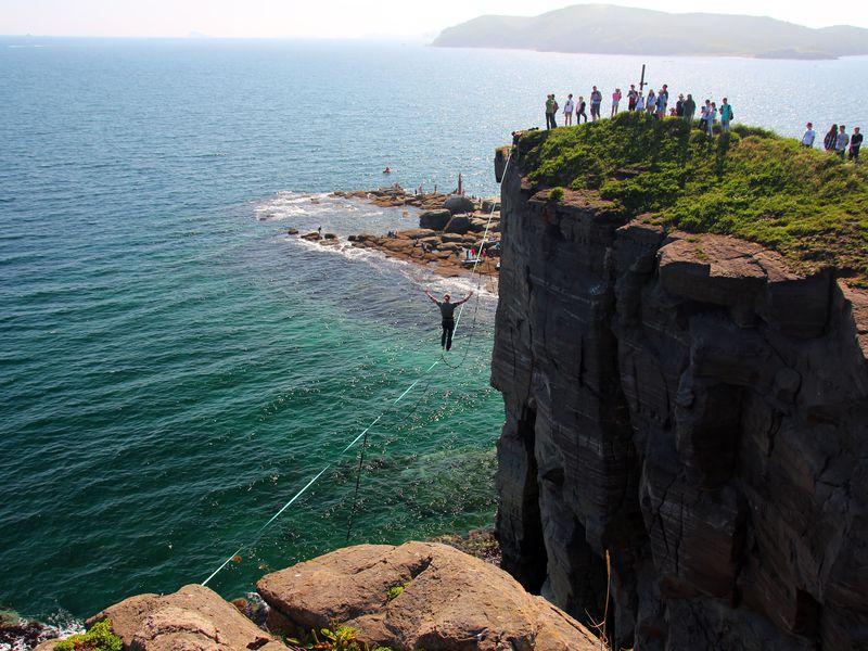 Экскурсия Мыс Тобизина и форты острова Русский