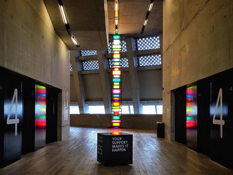 Экскурсия Галерея Тейт Модерн в компании искусствоведа
