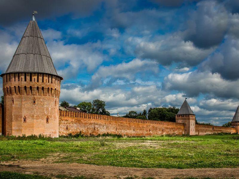 Экскурсия 38 башен Смоленска — «ожерелье всея Руси»