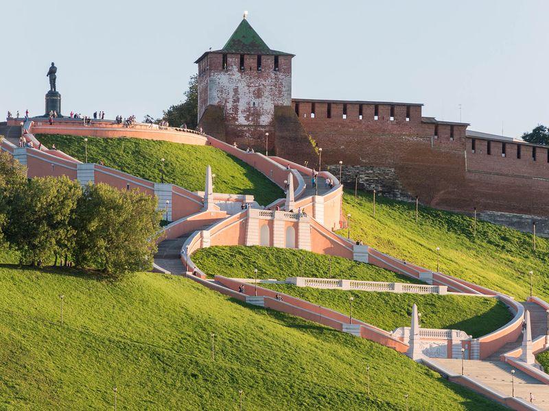 Экскурсия Здравствуй, Нижний Новгород!