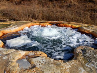 Из Еревана к горячим источникам в Джермук