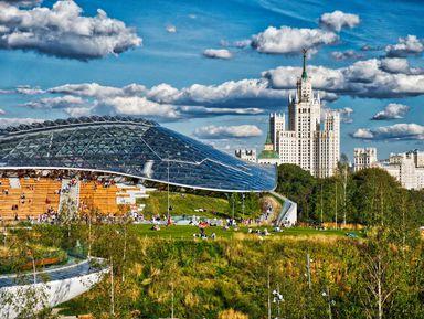 Москва без барьеров