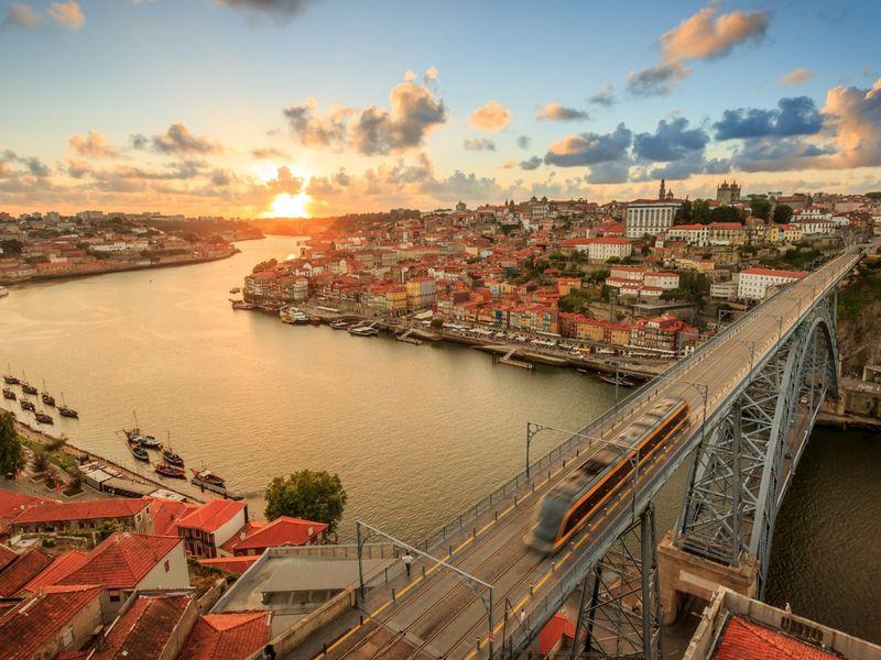 Экскурсия Лучшие смотровые площадки Порту