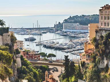 Монако по следам «Орла и решки»