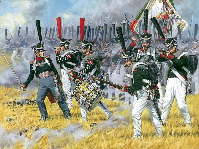 Экскурсия Война 1812 года: жизнь простого солдата