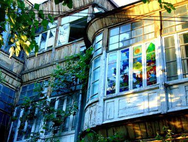 Тбилиси, манящий вглубь веков