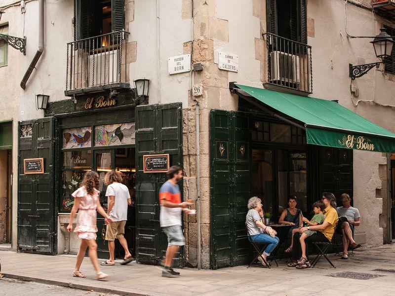 Экскурсия 4 самобытных района Барселоны
