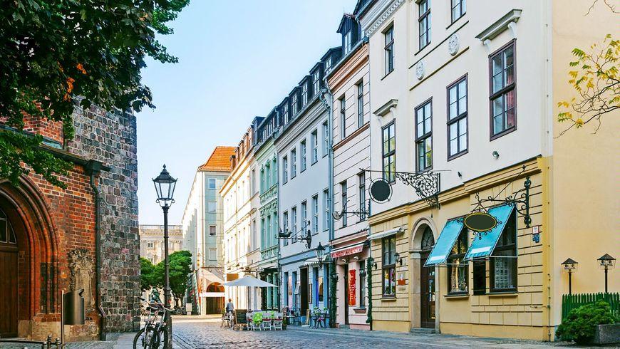 Берлин — первое знакомство