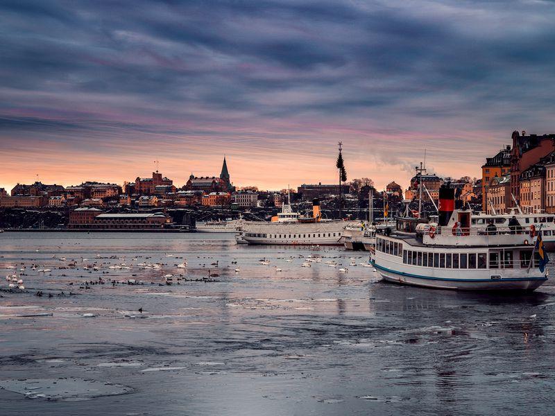 Экскурсия Вечерний тур по Стокгольму